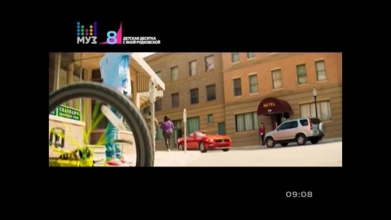 Алексей Воробьёв и Коля Коробов — Ямайка (Муз-ТВ) Детская десятка с Яной Рудковской. 8 место