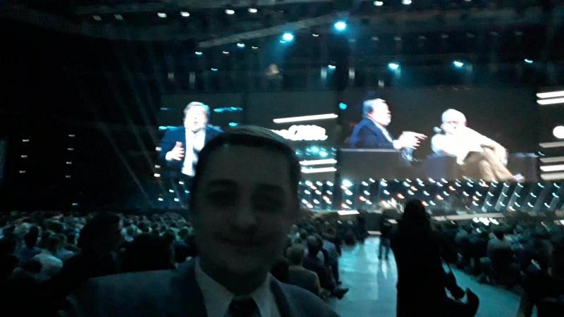 DJ ANDREY NASH ШОУ-БИЗНЕС МОСКВА AMO CRM 2018 ОЛИМПИЙСКИЙ!