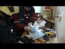 Спасатели и чудный ребенок