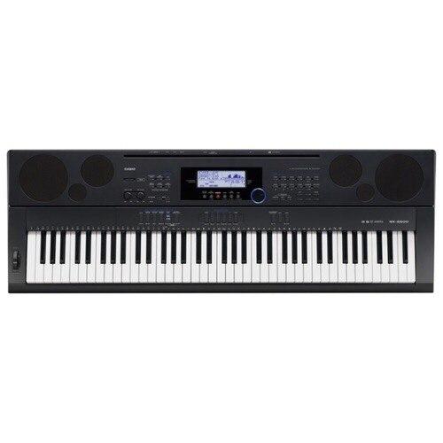 Продам синтезатор Casio wk6500. Синтезатор в отличном состоянии, все в