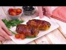 Куриная грудка с начинкой | Больше рецептов в группе Кулинарные Рецепты