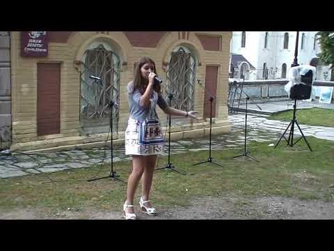 Очаровательная Марина Березина с песней Любимый мой