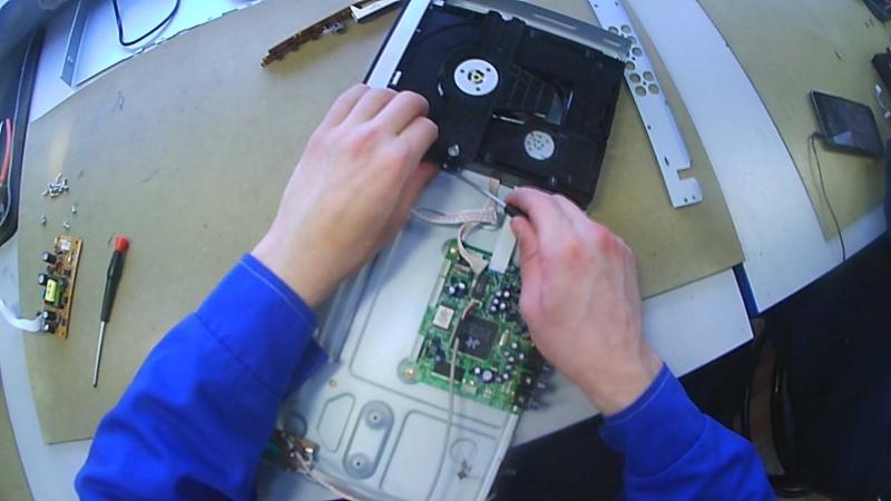 Один день из жизни студента колледжа электроники и приборостроения