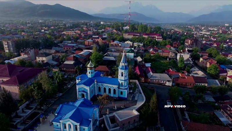 Путешествие в Северную Осетию - Владикавказ.mp4
