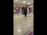 Занятие в детской группе аргентинского танго с Javier Lopez
