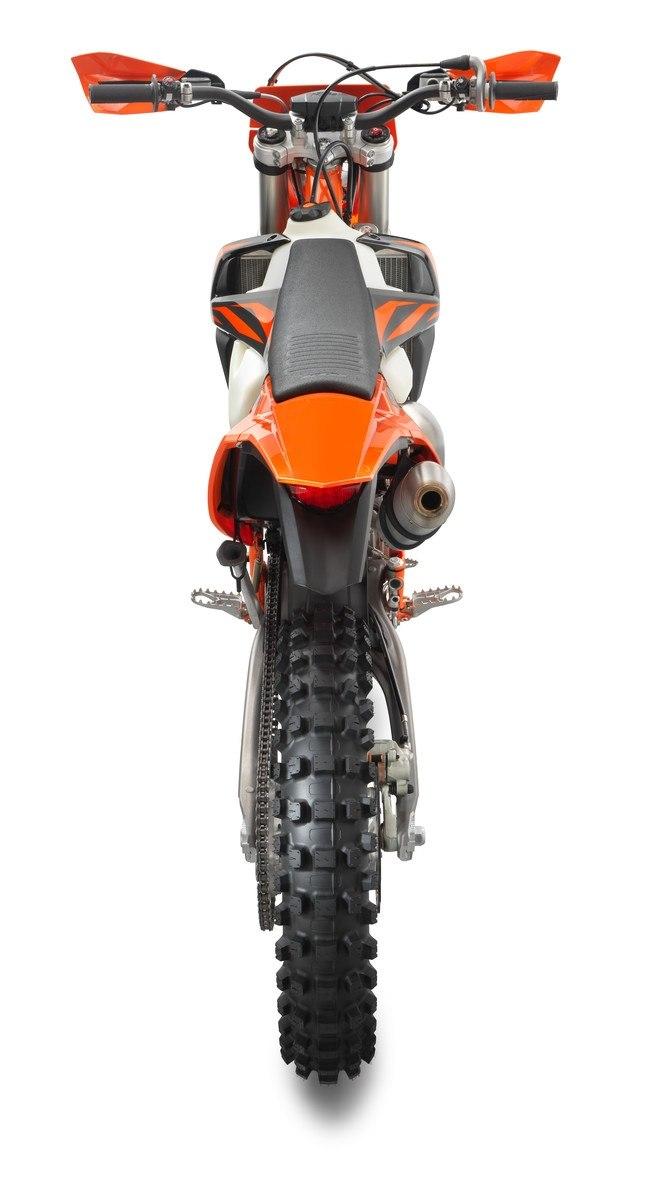 Модельный ряд KTM XC-W 2019