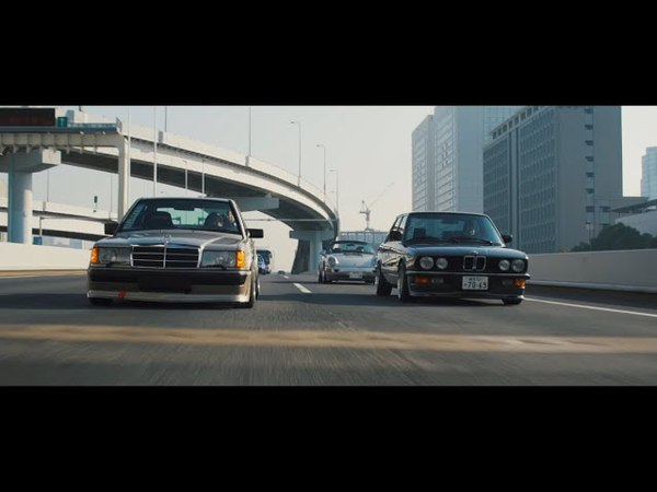 190e × E28 × 964 | ILLMATIC | BMW | Porsche | Benz | BBS | Rotiform | PANS EYE