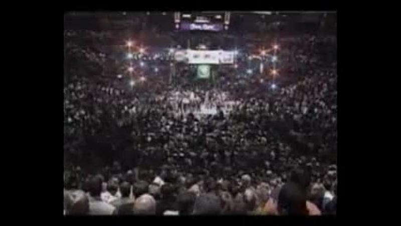1997-06-28 Майк Тайсон vs Эвандер Холифилд 2