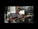 Axel Rudi Pell- Tear Down The Walls (Guitar Cover by Сергей Черенков)