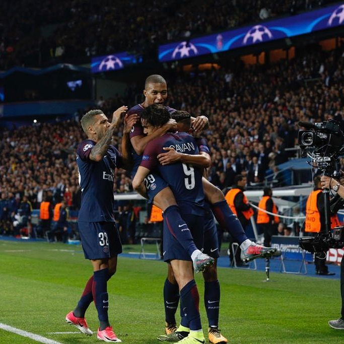109. Paris Saint-Germain (FRA) - Bayern München (GER) 3:0