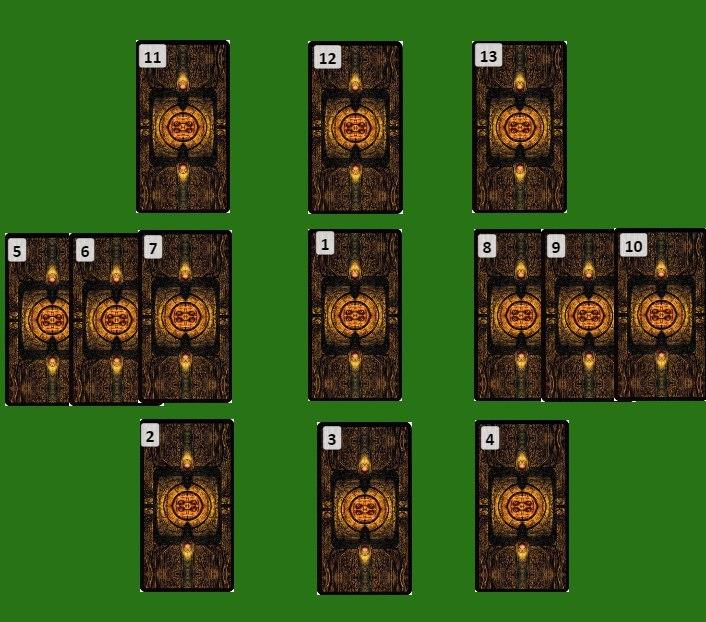 "Расклад ""Характеристика человека"" для Ленорман  Dd4-H5CMT4Y"