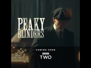 """""""Today, we end this war between us.""""  The new series of #PeakyBlinders. Coming soon to @BBCTwo"""