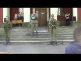 Лавров Алексей, Михайлов Владимир Ехссан Джасем-Три танкиста