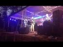 Группа Империя Зет из п. Мохсоголлох, на Рок-концерте в Покровске. 26.08.2017. 3 трек