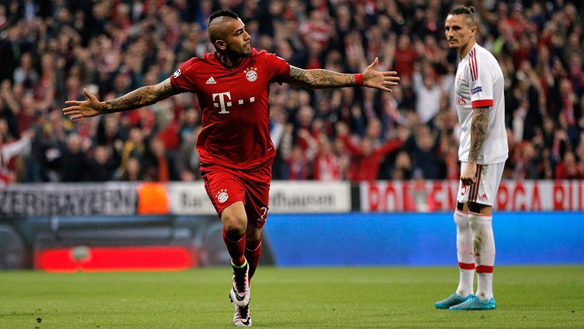 207. Sevilla FC (ESP)-Bayern München (GER)1:2