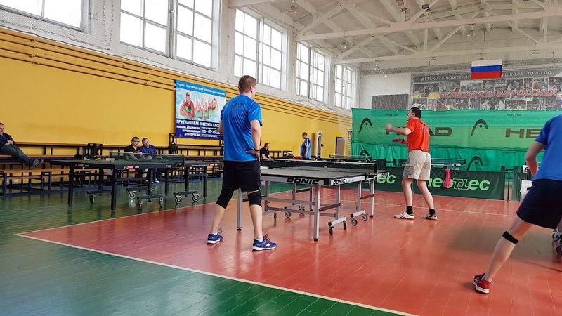 Голованов Саленков 3й тур Кубка Торпедо 28.04.2017