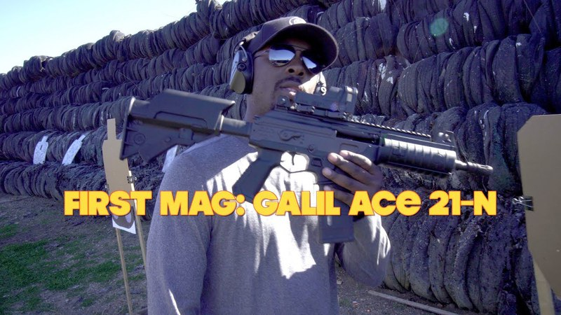 FIRST MAG: GALIL ACE 21-N