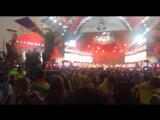 Выступление Рязанского русского народного хора имени Попова