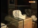 Пантеон вождей - экспозиция посмертных масок в Горках Ленинских