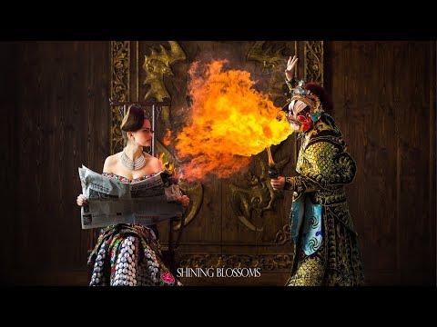 Studio NEXT-IMAGE (Sails Chong Kevin Then) - Wedding Vogue Chengdu, China - Hasselblad