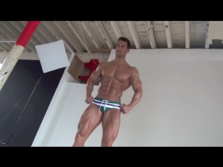 Csaba Szigeti Bodybuilder aka (Kris Evans) HD