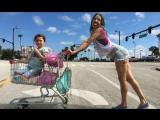 Проект «Флорида» (The Florida Project) (2017) трейлер русский язык HD / Уиллем Дефо /