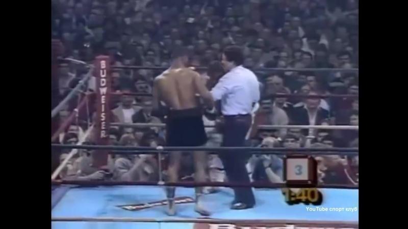 Бокс. Майк Тайсон - Джесси Фергюсон. (ком. Беленький, Высоцкий) Mike Tyson - Jes ( 18 бой )