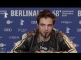 ПОЛНОЕ|16 февраля 2018 - Роберт на пресс-конференция фильма «Девица»