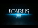 Icarus Mobile - G-Star 2017 Flying Horse Racing Event Gameplay