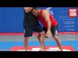 Обучалка от Дэна Хендерсона (3): Проход в одну ногу (правша против правши) [перевод FIGHTZONE.INC]