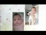 Аминочка 1 годик