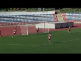 Анатолий Марынюк (ФК Оплот Донбасса) - гол в ворота ФК Амвросиевка