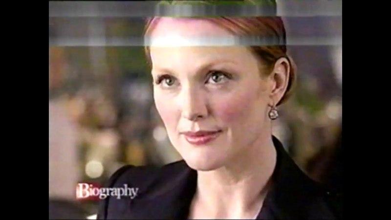 Julianne Moore 2004 Biography
