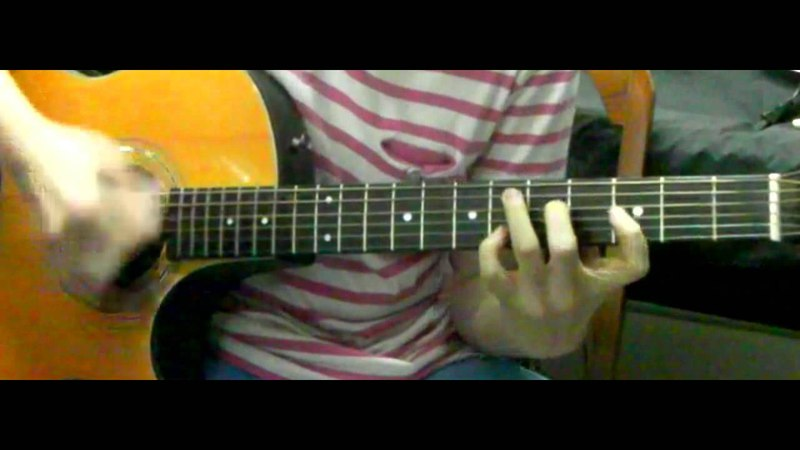 JoJo's Bizarre Adventure OP1 - Sono Chi no Sadame Guitar Cover