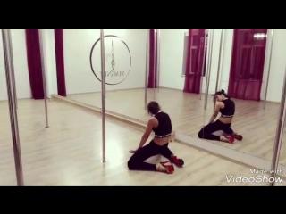 Крылова Яна Exotic Pole Dance