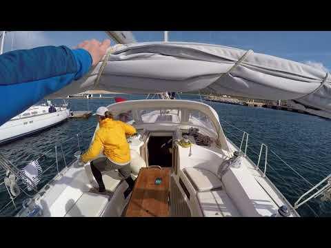 Сардиния-Балеарские острова. Старт оффшорного перехода в 300 миль
