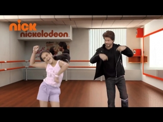 Nick India - Motu  Patlu dance with Shah Rukh Khan