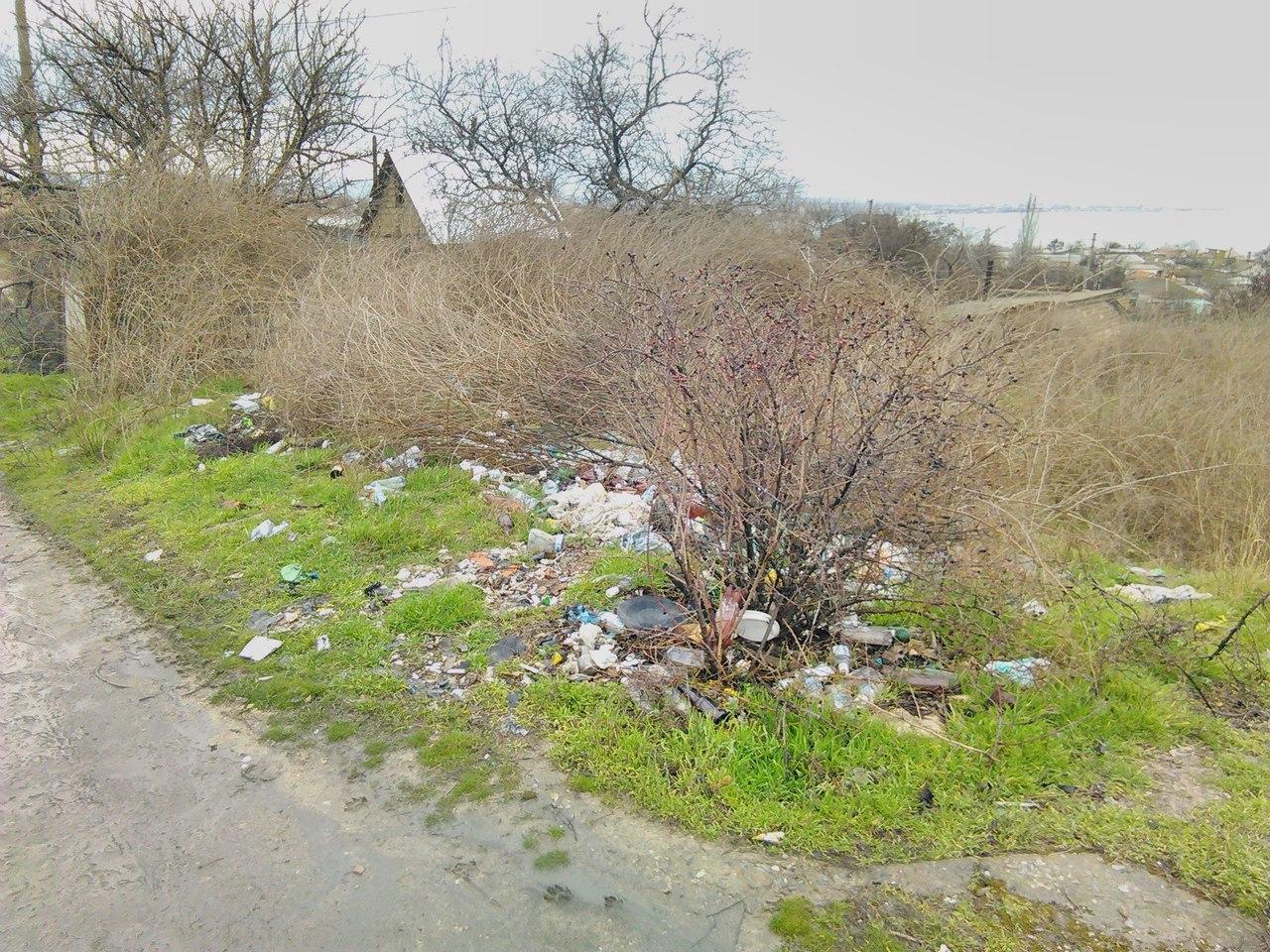 Караимское кладбище 1