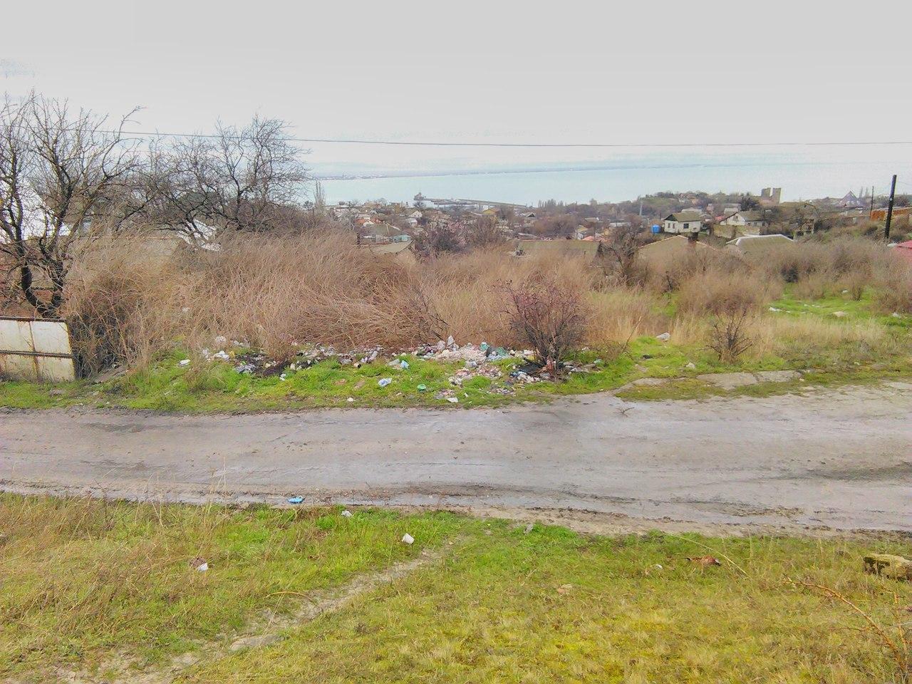 Караимское кладбище 3