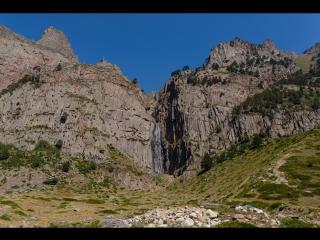 Едем на водопад Абай-Су