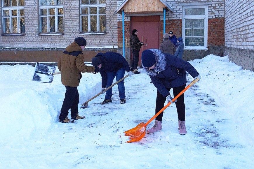 Волонтеры кадетского казачьего класса на выборах 2018 YwI-zq8VxDw
