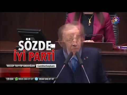 Cumhurbaşkanı Erdoğan'dan 15 vekil açıklaması Sözde İYİ Parti kabul etmedi