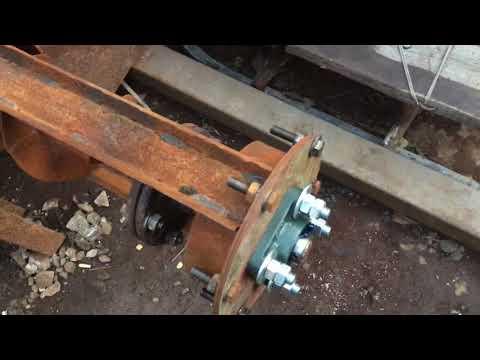 Смеситель для комбикорма №12 Выгрузной Шнек Mixer for animal feed №12 Unloading Screw