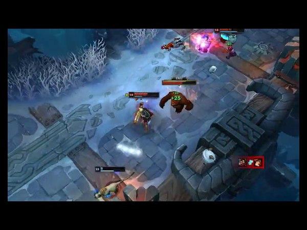 Graves Quadra Kill (ARAM)