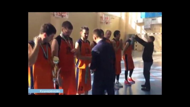День за днем. Краснокамцы - лучшие по баскетболу в республике