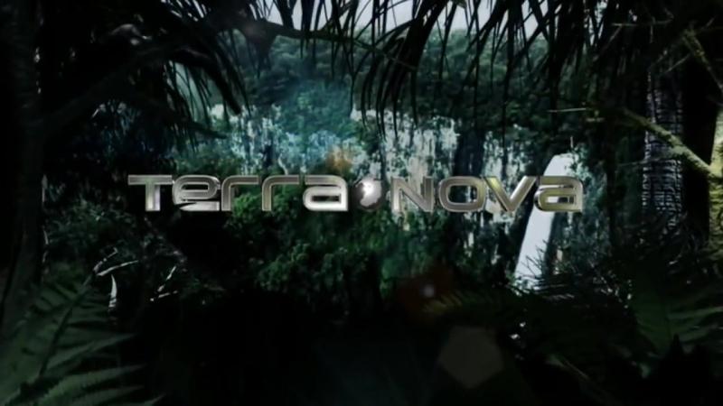 TERRA NOVA - Русский трейлер