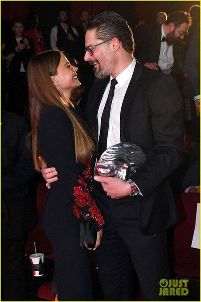София Вергара поддержала Джо Мангальелло на L.A. Italia Fest Film Fest в Голливуде
