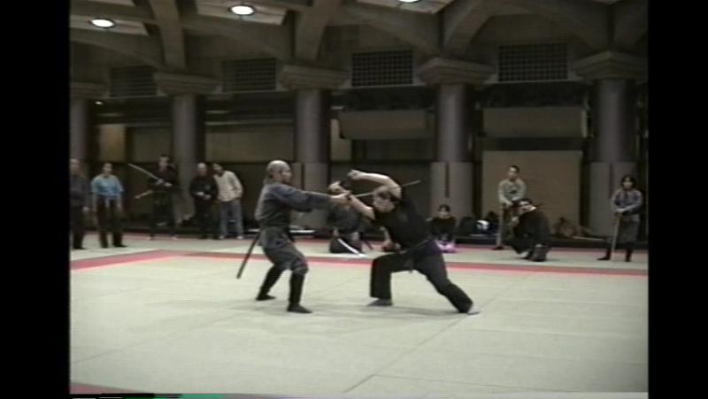 Soke Hatsumi ken