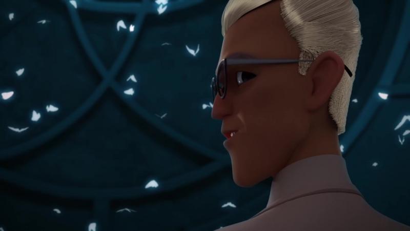 Miraculous: Les Aventures de Ladybug et Chat Noir – Le Papillon | Transformation (Français)