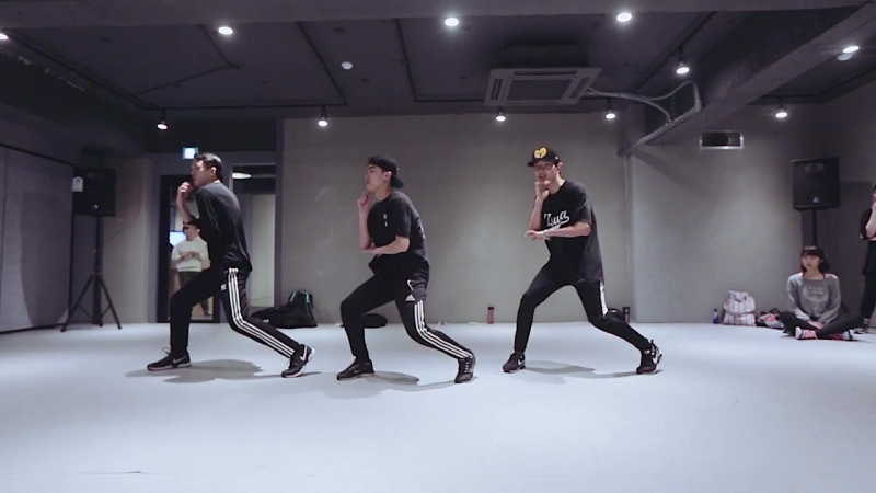 May_J_Lee_Choreography_One_In_A_Million_Ne_yo